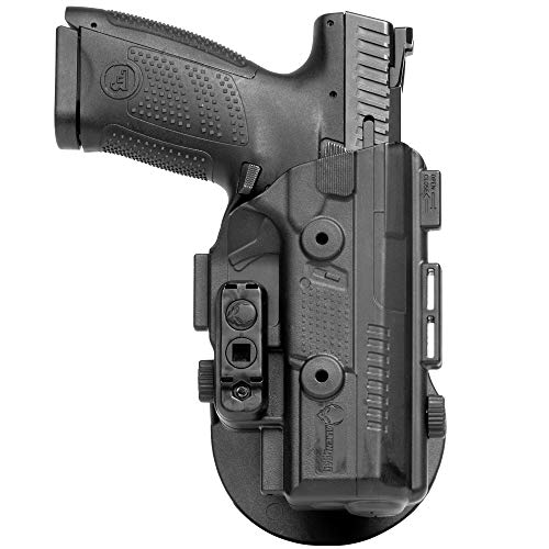 OWB Paddle Holster by Alien Gear - Custom Fit to Your Gun...