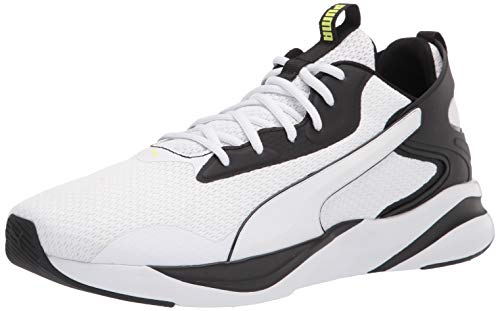 PUMA Softride Rift Tech, Cross Trainer Hombre, White Fizzy Yellow, 46 EU