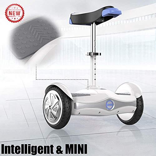 Elektro-Balancing Scooter S6 Elektro-Balancing Scooter AIRWHEEL Folding Intelligent Somatosensory Auto Stehen Und Sitzen Scooter Bearing Gewicht 100kg (Gift) 50 * 26 * 75cm