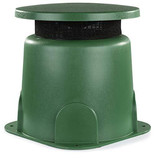 Diffusore sonoro da giardino IPX5 30W 100V, colore Verde
