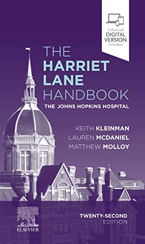 The Harriet Lane Handbook: The Johns Hopkins Hospital (Mobile Medicine)