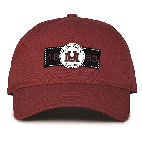 The Game University of Montana Hat Classic Relaxed Twill Adjustable Cap