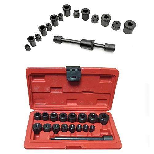 RETYLY 17 Stücke Kupplungsloch Korrektor Spezial Werkzeuge Für Die Installation Auto Kupplung Alignment Werkzeug Kupplungs Korrektur Werkzeug