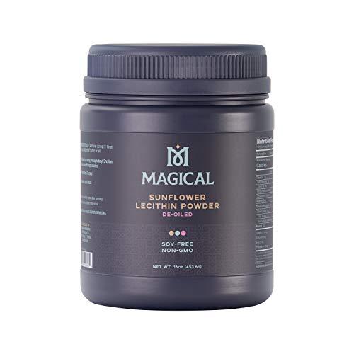 Magical Sunflower Lecithin Powder 1- Pound