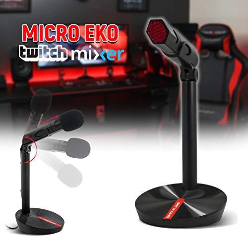 SOG EKO Gaming en Streaming live microfoon (switch, mixer, discord) – PC en Mac