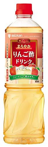 ミツカン ビネグイット まろやかりんご酢ドリンク 6倍濃縮 業務用 1000ml 8本 ビネガー