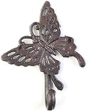 """1 stks Gietijzeren Nautische Anker Sleutel Kapstokken Rack Decoratieve Wandmontage Chic Metalen Muur Haken, A021,8"""""""
