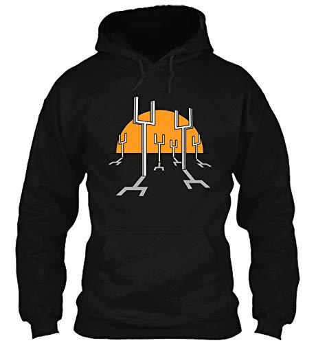 Muse Origin of Symmetry with Background hdb T-Shirt, Hoodie, Crewneck Sweatshirt Black