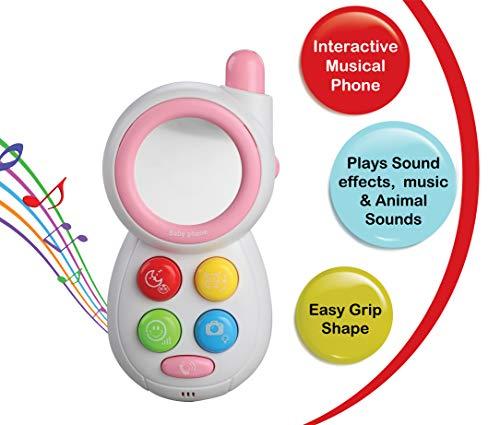 LuvLap Interactive Music Phone (18626)