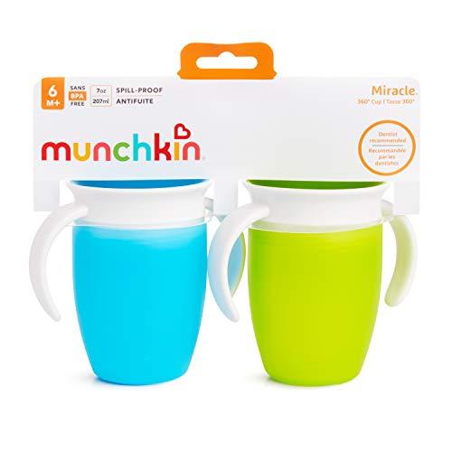 Munchkin Miracle 360Trinklernbecher, 207 ml, 2er-Pack - 5