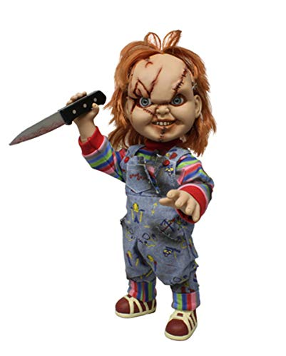 Close Up Child's Play bewegliche und sprechende Chucky Puppe