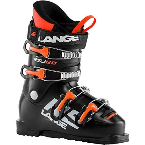 Lange - Chaussures De Ski Rsj 60 Enfant Noir - Taille 31.5 - Noir