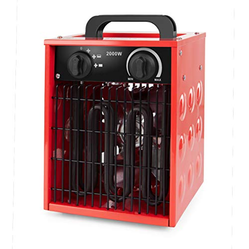 Orbegozo FHI 2000 - Calefactor cerámico...