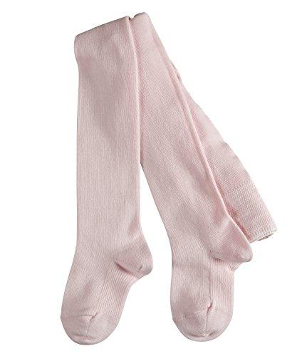 FALKE FALKE Baby Strumpfhosen Family - 94% Baumwolle, 1 Stück, Rosa (Powder Rose 8900), Größe: 50-56