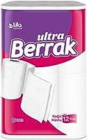 Ultra Berrak Kağıt Havlu, 12'li, 1 Paket, (1 X 12 Adet)