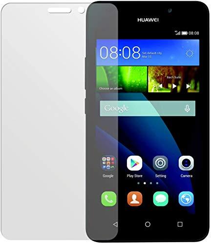 dipos I 6X Schutzfolie matt kompatibel mit Huawei Y635 Folie Bildschirmschutzfolie