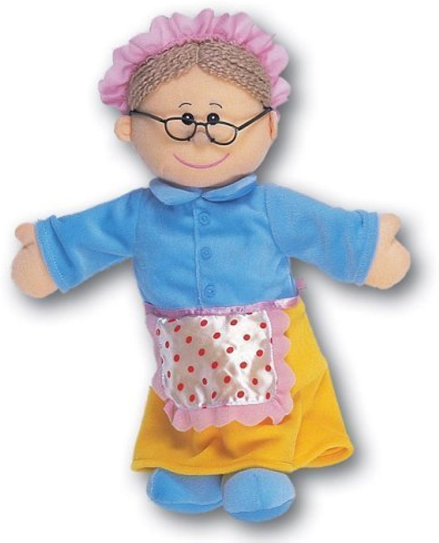 suministro directo de los fabricantes Grandma  Tellatale Hand Puppet by Fiesta Fiesta Fiesta Crafts Ltd  seguro de calidad