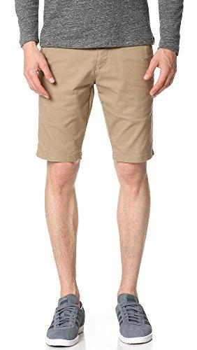 Carhartt Herren Ch Sid Twill Shorts, Elfenbein (Leather), 48 (Herstellergröße: 33)