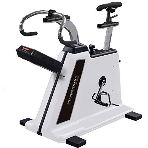 コナミスポーツクラブ エアロバイク POWER MAX V3 Pro/フィットネスバイク トレーニングマシン