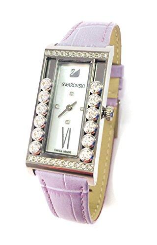 Swarovski Reloj de Cuarzo Suizo Woman Lovely Crystals Square 23 x 23 cm