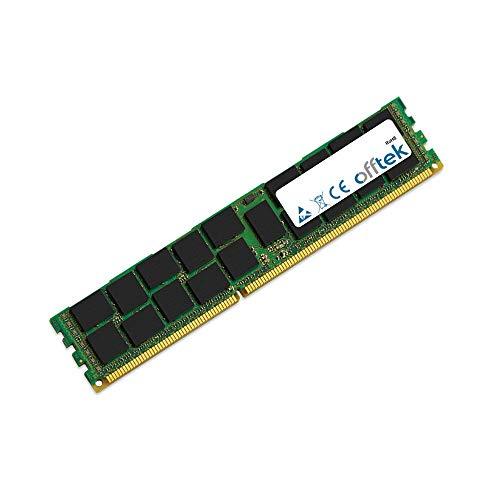 OFFTEK 16GB Memoria RAM de Repuesto para HP-Compaq ProLiant DL580 G7 (Xeon E7 Processor) (DDR3-12800 - Reg) Memoria para Servidor/Workstation