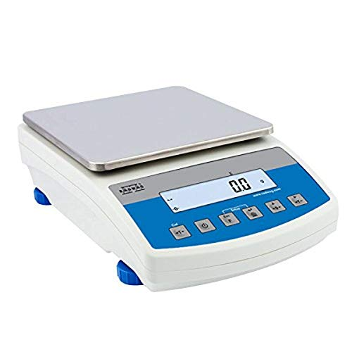 Radwag WLC 20/A2 Rechargeable Precision Top Loading Lab Balance, European Made, 20 kg x 0.1 g