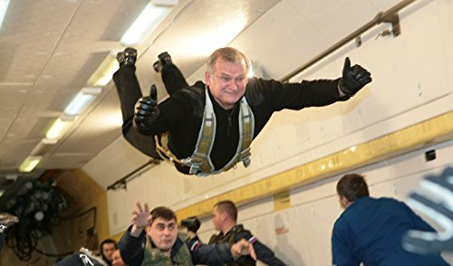 Parabelflug in Moskva