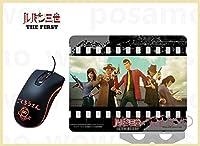 ルパン三世 THE FIRST 光るマウスとマウスパッド 集結 映画 非売品