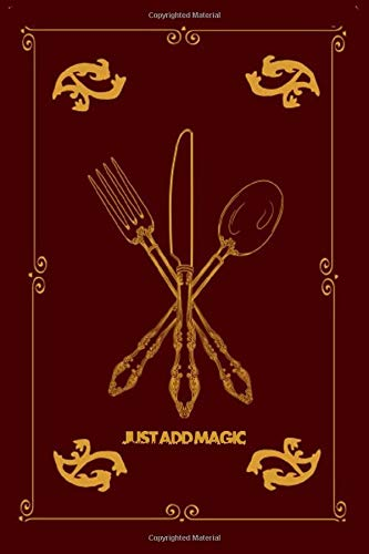 Just add Magic: cookbook journal