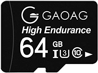 GAOAG SD メモリーカード SDカード 64GB 超高速Class10 読取り最大100MB/s Androidスマートフォン デジカメ 超高速転送
