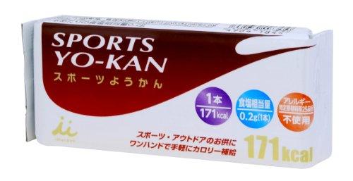 井村屋 スポーツようかん 1本入×12個