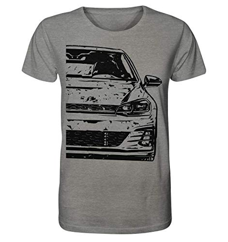 glstkrrn Golf 7 MK7 GTI Facelift T-Shirt
