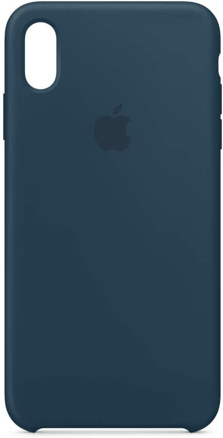 Apple Silicone Case (for iPhone Xs Max) -Pacific Green