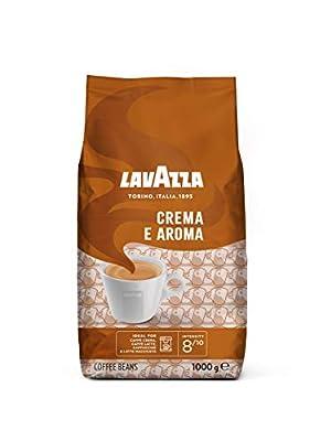 Lavazza Crema e Aroma Coffee Beans Espresso, 1 Kg