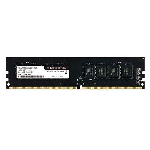 Memory - Memoria ram (16 GB, pc21300, ddr4/ted416g2666c1901)