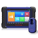 Autel IM508 Advanced Key Programming, MaxiIM Automotive Scan Tool with XP200 Key Programmer, Car Diagnostic Auto Scanner with OE-Level All System Diagnosis Oil Reset, EPB, SAS, BMS, DPF Services