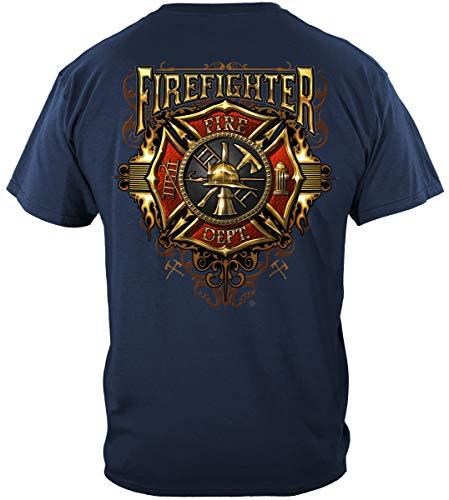 Erazor Bits Fire Department Firefighter Clothing ADD135 - FF2333XXXL