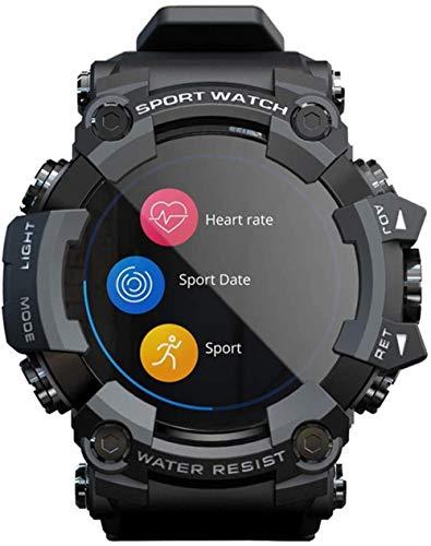Reloj inteligente al aire libre múltiples modos deportivos impermeable reloj de pulsera digital contador de pasos, monitor de salud del sueño