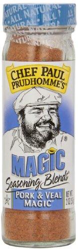 Magic Seasoning Blends Pork & Veal Magic, 2 oz Bottles (Pack of 6)