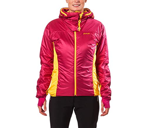 PYUA - Fuse Insulated Hooded Women Jacke red XL