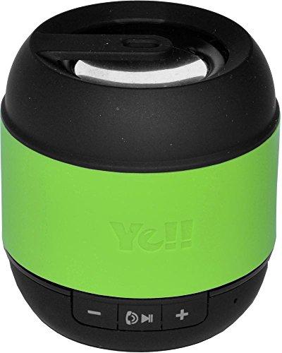 Silva Schneider SP-BT 1501 Bluetooth-Lautsprecher Speaker Digital Grün