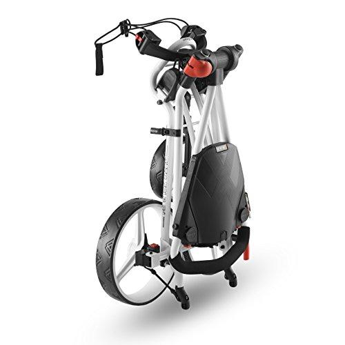 """Golftrolley Big Max Golftrolley Push """"Autofold FF"""" weiss (100) 0 - 2"""