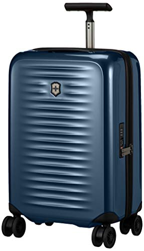 Mala Airox Frequent Flyer Hardside Carry-On Azul Escuro