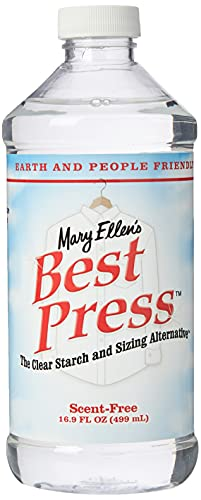 Mary Ellen Products Mary Ellen's Best Press Clear Starch Alternative...