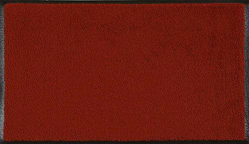 Wash+Dry Fußmatte Terracotta 75x120 cm