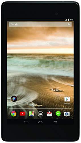 Google Nexus 7 4G LTE Tablet by ASUS, Black 7-Inch 32GB (Verizon Wireless) (Renewed)