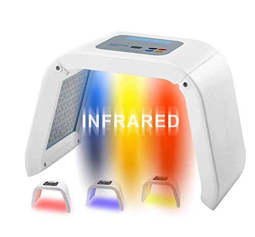 Amazing2015 PDT LED 3 in 1 Photon Treatment Skin Facial Salon Spa Beauty Equipment LED Face Skin Care Light Mahine