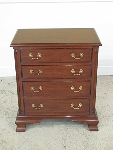 Henkel Harris Model #116 Cherry 4 Drawer Nightstand Chest ~ New