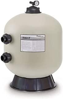 Pentair Triton II Side Mount Filter TR40 Fiberglass Sand Filter without Valve