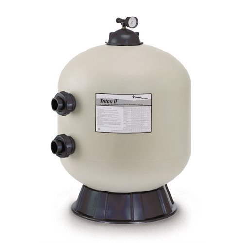 Pentair TR60 Triton II Side Mount Fiberglass Sand Filter without Valve